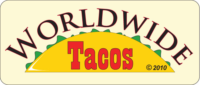 Worldwide tacos logo
